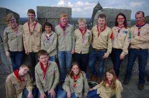 Scouts - Lentekamp - 2017