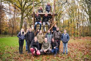 Scouts - Uitwisseling - 2017